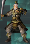 Huang Zhong Alternate Outfit (DW5)