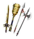 Special Weapons (DW7S DLC)