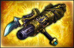 Arm Cannon - 6th Weapon (DW8XL)