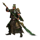 Guan Yu - Wood (DWU)