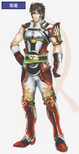 Yue Jin Alternate Outfit (DW8)