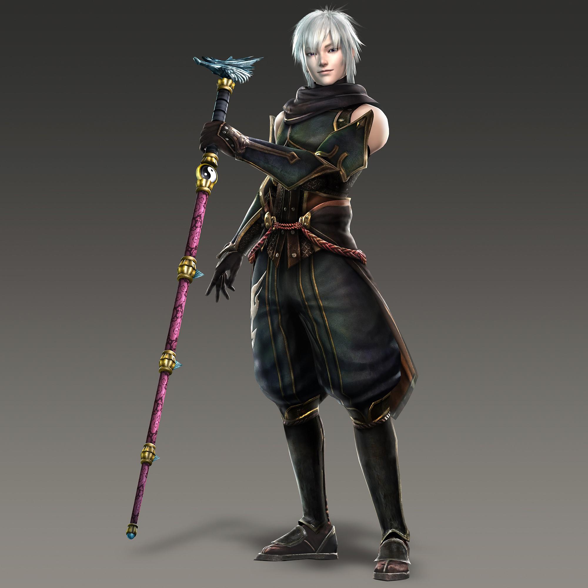 Lu Bu Warriors Orochi 4: Taigong Wang Toukiden Costume (WO3U DLC).jpg
