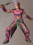 Lu Xun Alternate Outfit 3 (DW4)