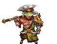 Zhou Cang Battle Sprite 2 (ROTKLCC)