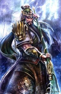 Guan Yu 15th Anniversary Artwork (DWEKD)