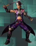Lu Xun Alternate Outfit (DW5)