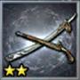 2nd Weapon - Longsword & Rifle (SWC3)