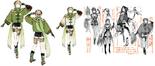 Bao Sanniang Concept Art (DW9)