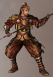 Lu Meng Alternate Outfit 2 (DW4)