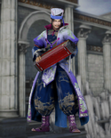 Chen Gong Legendary Costume (WO4 DLC)