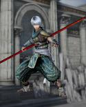 Human Nezha Legendary Costume (WO4 DLC)