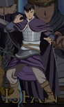Isfan Alternate Costume (AWL)