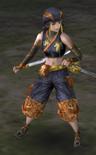 Kunoichi Alternate Outfit (WO)