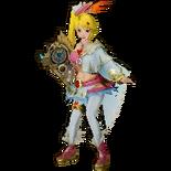 Lana Alternate Costume 4 (HWL DLC)