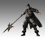 Lu Bu Costume (WAS DLC)
