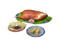 Ornamental Food 12 (DWO)