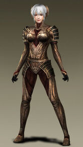 Female Protagonist Outfit 3 (TKD DLC)