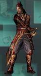 Zhou Tai Alternate Outfit (DW5)