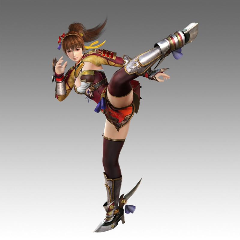 Warriors Orochi 3 Ultimate Kasumi: Image - Kasumi Costume (WAS DLC).png