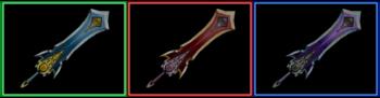 DW Strikeforce - Large Blade 12