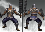 Edit Male Outfit - Warrior 3 (DW4)