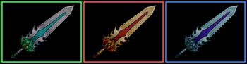 DW Strikeforce - Large Blade 7