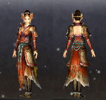 Costume Set 6 - Female (DW7E DLC)