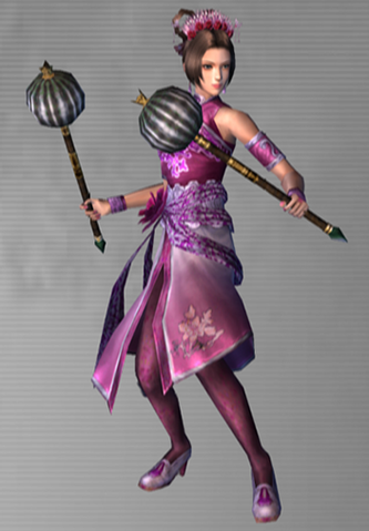 File:DW5 Diao Chan Alternate Outfit.png
