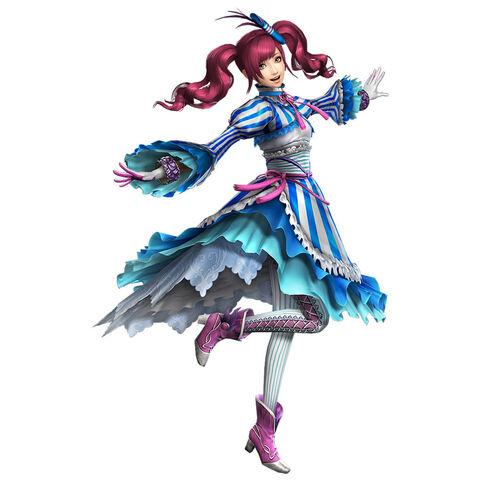 File:Gracia Special Costume (SW4 DLC).jpg