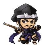 Hyakuman-nin no Sengoku Musou - Takigawa Kazumasu