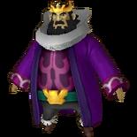 King Daphnes Alternate Costume 4 (HWL DLC)