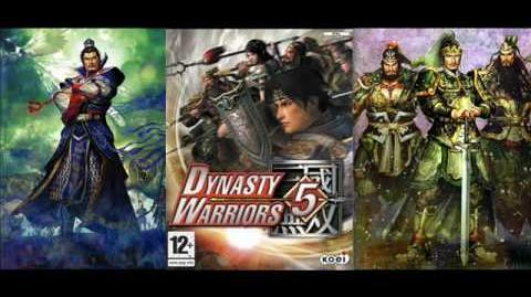 Dynasty Warriors - Chang Ban Soundtracks DW2 - DW6