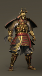 Golden Nioh Armor (NO DLC)