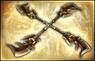 Cross Halberd - 5th Weapon (DW8XL)