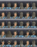 DW7E Female Hair - Pt2 - 16-30