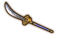 Naginata - 1st Weapon (HW)
