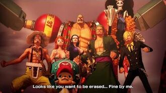 ONE PIECE Pirate Warriors 4 - Release Date Trailer PS4, X1, NSW, PC