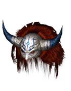 Male Head 44D (DWO)