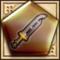 Razor Sword Badge (HW)