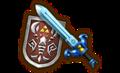Short Sword - 2nd Weapon (HW)
