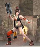 Bao Sanniang Alternate Outfit (DW7)