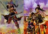 Dynasty Warriors 4 Artwork - Sun Ce