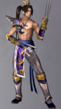 Zhang He Alternate Outfit 3 (DW4)