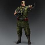 Han Dang Job Costume (DW8 DLC)