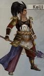 Keiji Maeda Alternate Outfit (SW2)