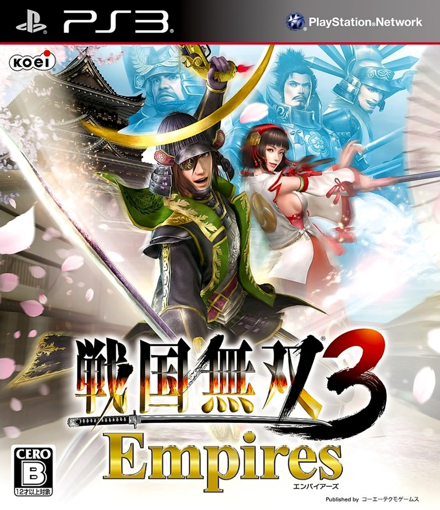 Sengoku Musou 3: Empires