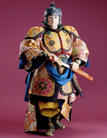 Xiahou Yuan Puppet Collaboration (ROTK13PUK DLC)