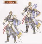 Kenshin Uesugi Concept Art (SW4)