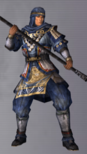 Xu Huang Alternate Outfit 2 (DW4)