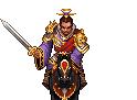 Sima Shi Battle Sprite (ROTKLCC)